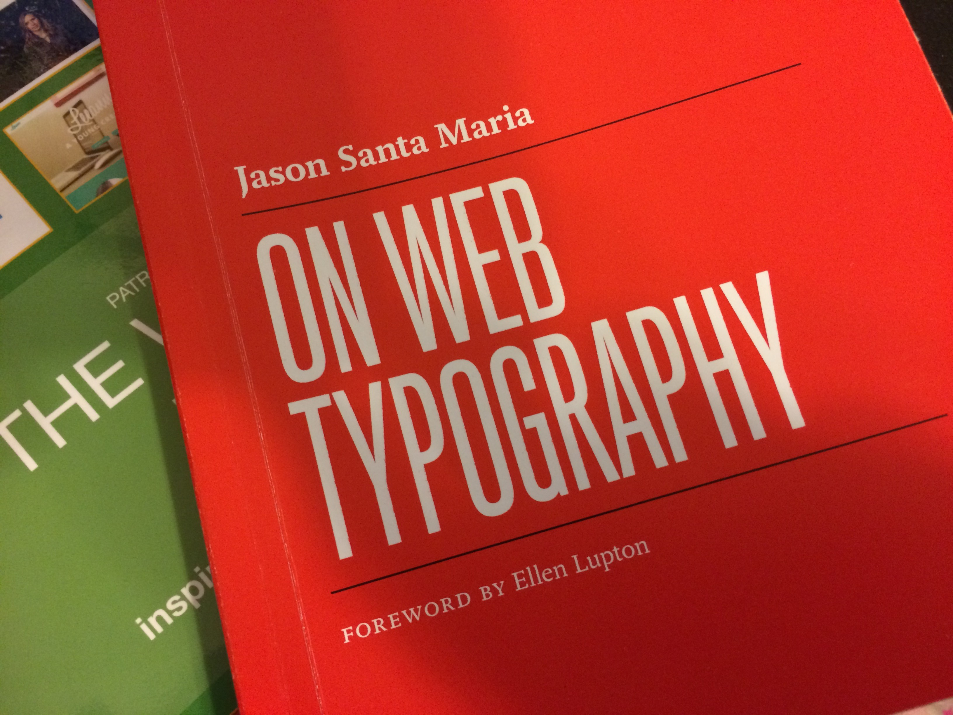 11 Things I Didn't Know About Typography Before