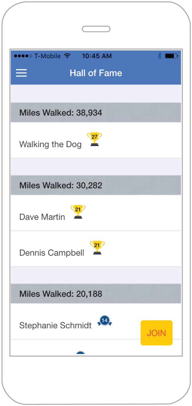 Walk Around Nevada mobile app