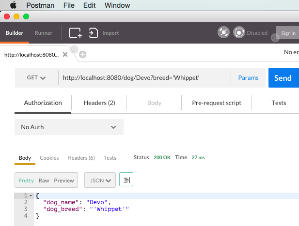Get parameters and query strings in Express.js and Node.js